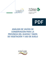 Analisis Gap Guayas