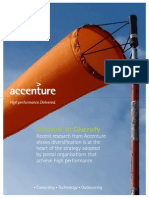 Accenture Destined to Diversity Health and Public Service Postal