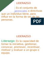 Liderazgo Pp