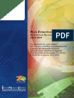 Plan Estratégico del Instituto Nacional de Estadística 2014-2019 Venezuela