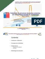 Evaluación de estructuras de puentes existentes con metodologías basadas en la confiabilidad_ Machin-Sima 2014