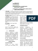 Informe Laboratorio Estructuras