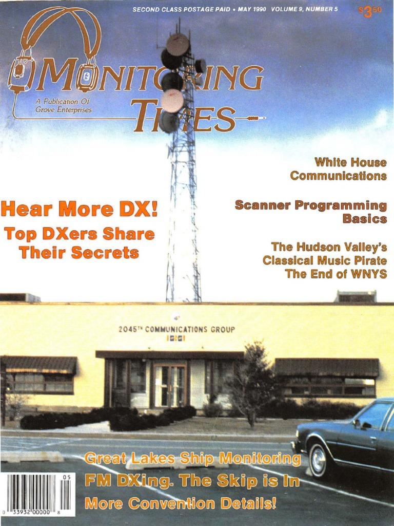 05 may 1990 am broadcasting radio fandeluxe Choice Image