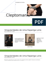 Cleptomania