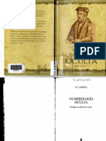 Agrippa Cornelio Numerologia Oculta