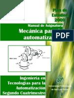 Manual de Asig Mecanica para la utomatizacion