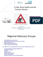 South West Falls, Bone Health and Hip Fracture Review - an overview