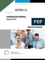 Manual ContaSOL 2014EV-1
