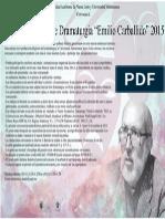 Bases del Premio Emilio Carballido