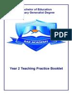 teachin practice booklet rak academy (w r k r)1