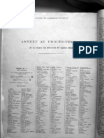 Annexe au procès-verbal de la séance du mercredi 10 juillet 1940