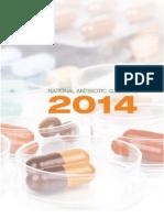 National Antibiotic Guideline 2014 Full Version
