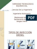 7. Tipos de Inyeccion Diesel