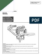 Especificações Técnicas Perfurador Makita PE3450h