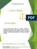DIAPOSITIVAS LEY PENAL