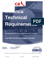 Avianca Technical Requirements - Final