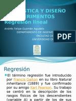 Presentacion 5 Regresion Lineal Correlacion