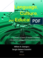 Language-Culture Education Revised Edition