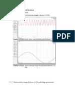 Gambar Dan Data Hasil Percobaan modulasi