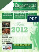 O Redentorista - Nº 04 - 2012