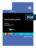 Software Architecting and RUP