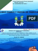 Tema VII - Diario y Mayor de Fábrica.pptx