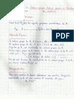 Chapitre 5 - Algebre Lineaire