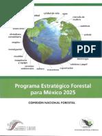 Programa Estratégico Forestal 2025