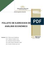 95290084 Folleto de Ejercicios de Analisis Economico