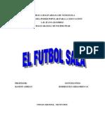 Fútbol Salas