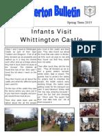 Bickerton Bulletin - Spring 2015