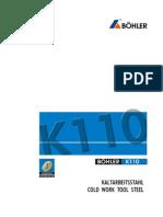K110DE - Aisi D2