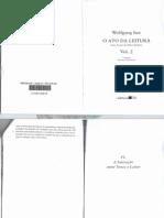 wolfgang iser - o ato da leitura - teoria do efeito estético. parte iv. a interação entre texto e leitor.pdf