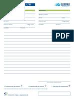 Tcl Formulario Para Imprimir