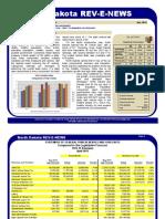 North Dakota OMB Revenue Report April 2015
