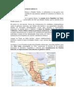 EXPOSICION Guerra México-estados Unidos