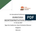 Ramayana Abstract