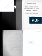 René Schaerer-Epistēmē et technē_ étude sur les notions de d´art (1930)