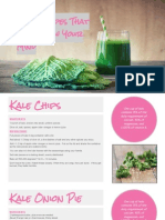 Super Duper Kale Recipe Book