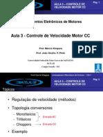 Controle de Velocidade Motor CC 14-03-2014