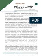 2014-15 Geografía de España - Guía Uned