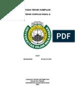Materi Kuliah Teknik Kompilasi Chapter 2