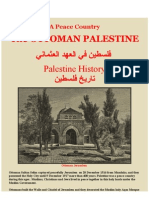 A Peace Country the Ottoman Palestine