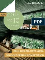 2014 Cote Program
