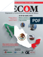 Pecom Brochure Spanish