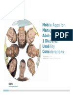MobileAppsforManageAdolescentT1D-UsabilityConsiderations Handouts 2