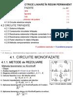4 Circuite electrice