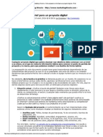 Marketing Directo » Cómo...Royecto Digital » Print