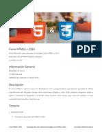 Curso HTML5+CSS3