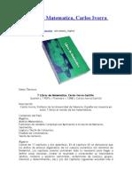 7 Libros de Matematica, Carlos Ivorra Castillo